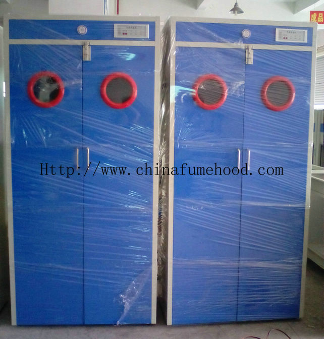 Compressed Gas Cabients / Storage Gas Cabints Supplier / Gas Cylinder Cabinet Exporter