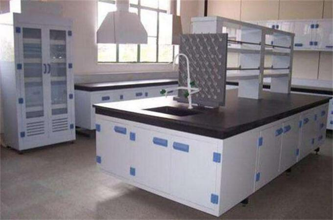 Wholesales Supply High School Lab Bench With PP Material For School Physical Laboratory