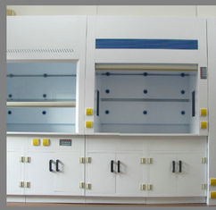 Guangzhou Electrical Fume Hood With PP Cabinet and Control Systems