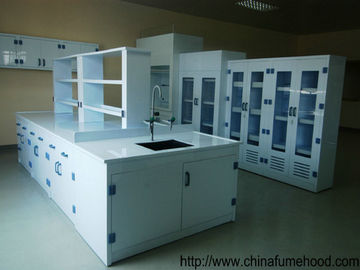 Direct Manufacturer School Chemical Bench With PP Material