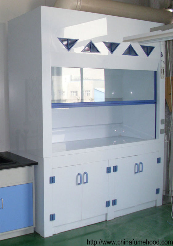 Alkali Resist Chemical Ventilation Hoods Cupborad Physicochemical Worktops