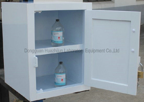 Lockable Acid Corrosive Storage Cabinets Removable Pallets For Easy Cleaning