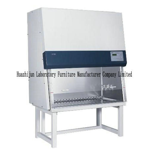 Class II Biological Safety Cabinet Airflow Lab Equipment Sound / Light Alarm System