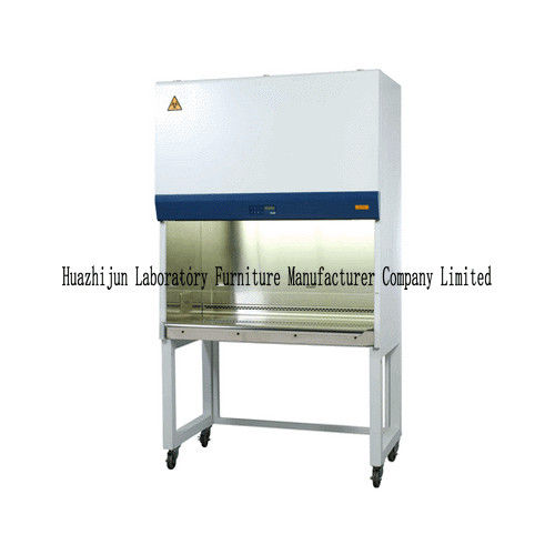 Full Steel Clean Room Equipment , HEPA Filter Integrity Benchtop Biosafety Cabinet