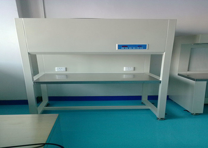 Open Table Design Clean Room Equipment , Laboratory Horizontal Clean Bench