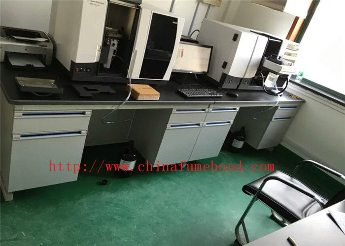 Steel Wood Lab Bench Manufacturer | Lab Side bench Supplier | Lab Central Bench Price