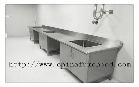 Muebles del laboratorio del acero inoxidable